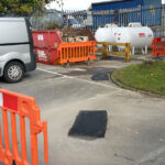 pothole repair service in the UK