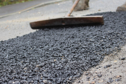 pothole repair company in Coningsby