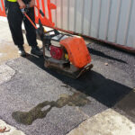 repairing tarmac Woodborough