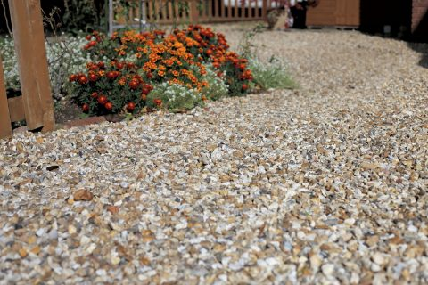 Shingle driveway company in the UK